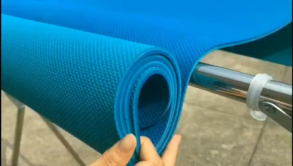 Professional Eco-friendly Non Slip Design Exercise Gym 6mm Custom Mat 6 Mm Body Fitness Tpe Yoga Mats