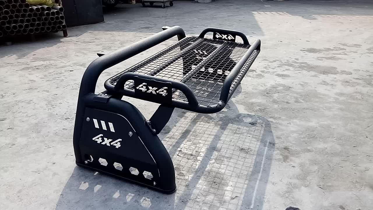Dongsui ขายส่งเหล็กม้วนแถบสำหรับ NAVARA NP300 กีฬาม้วนบาร์แร็คหลังคา