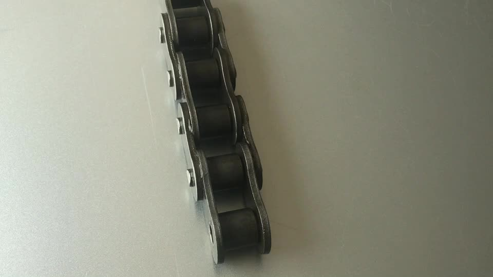 12 B-1 Short Pitch Roller Chains B Series Simplex Chain