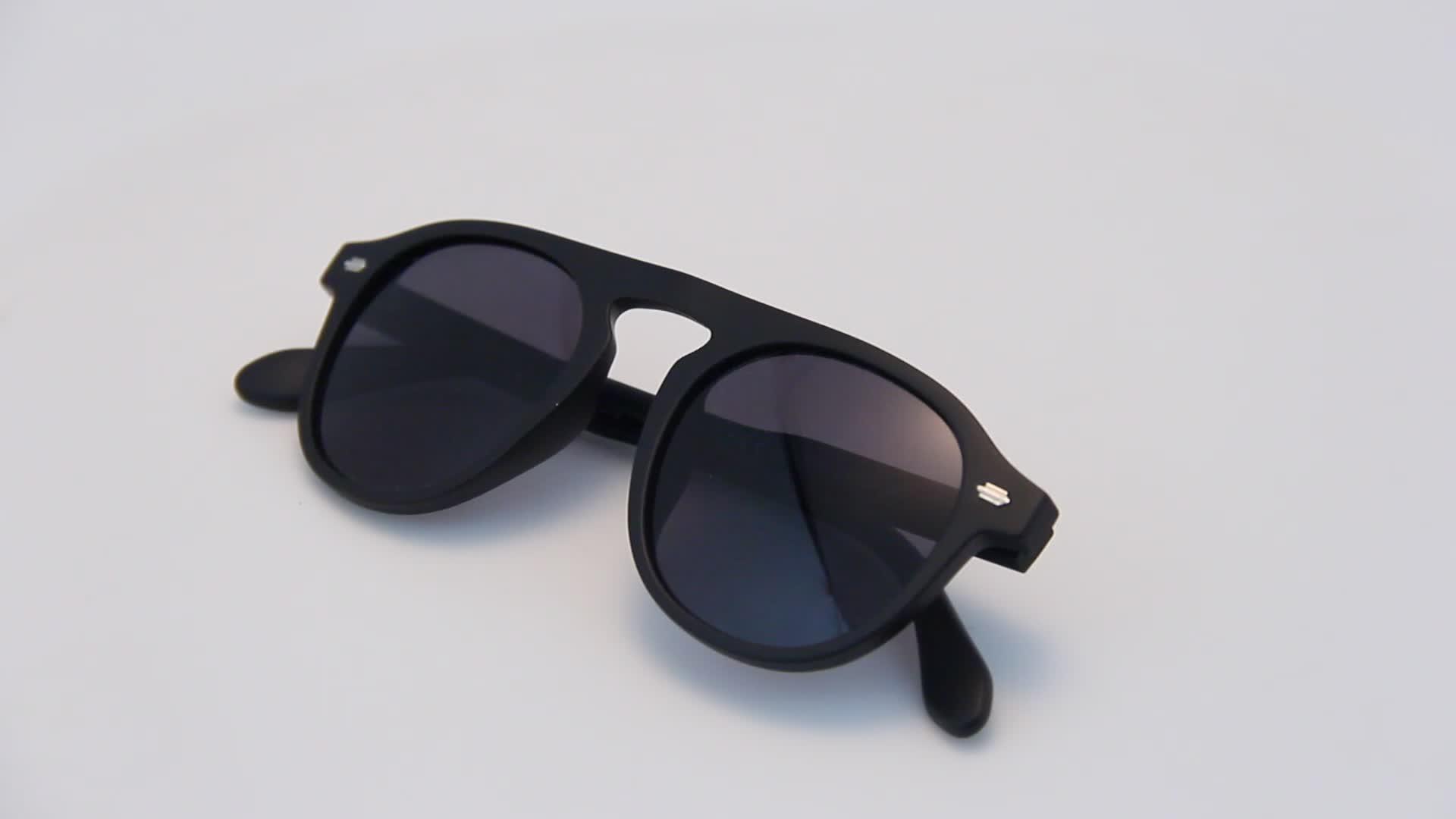 2019  retro men sunglasses high quality plastic cycling sunglasses
