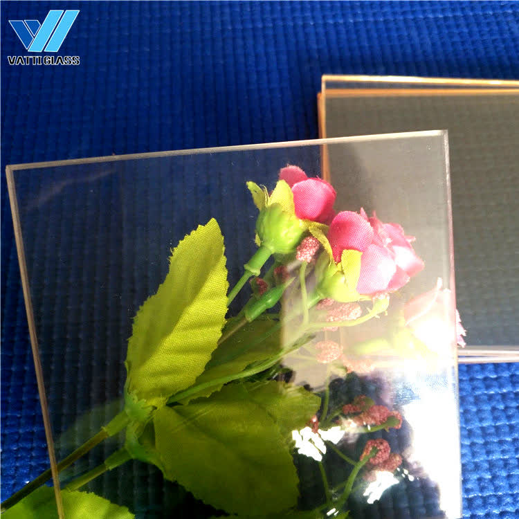 4mm 5mm fire proof glass ceramic fireproof glass for fireplaces