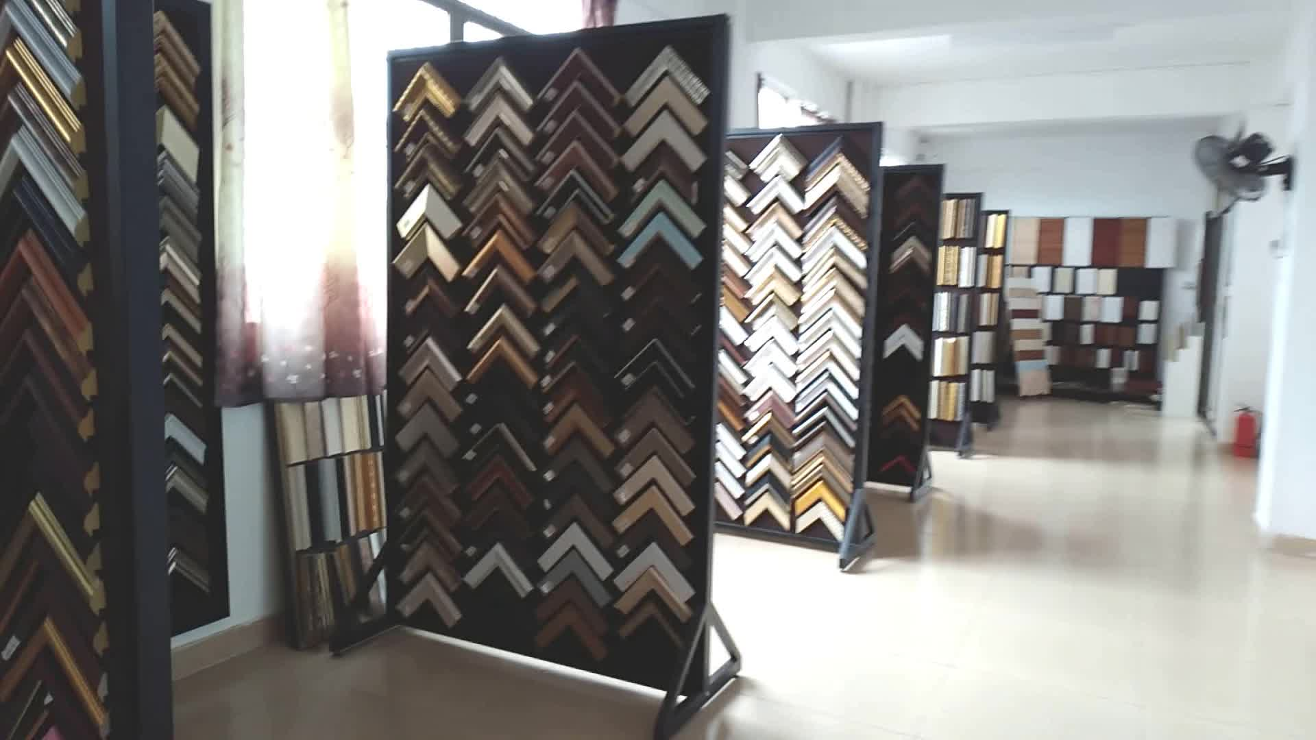 Promotion Cheap Korea PS Photo Frame Material Picture Frame Moulding
