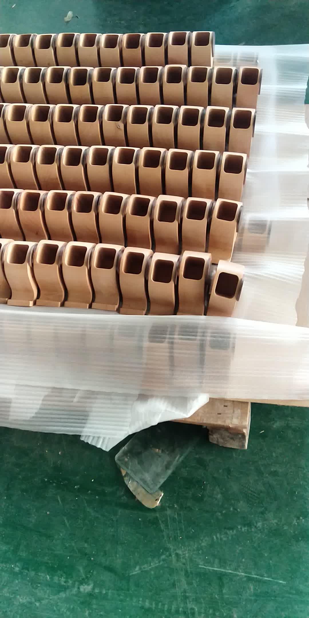 实木大象笔筒手机支架创意时尚可爱简约文具收纳盒木制办公用品
