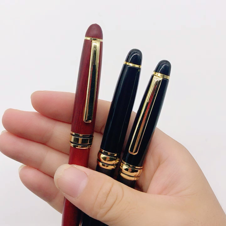 Wholesale Promotion luxury advertising twist personalized business gift metal ball pen