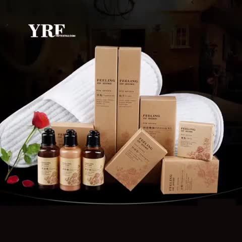 YRF Hotel Guest Amenities Hotel Bathroom Amenities Tray Cheap Hotel Amenities