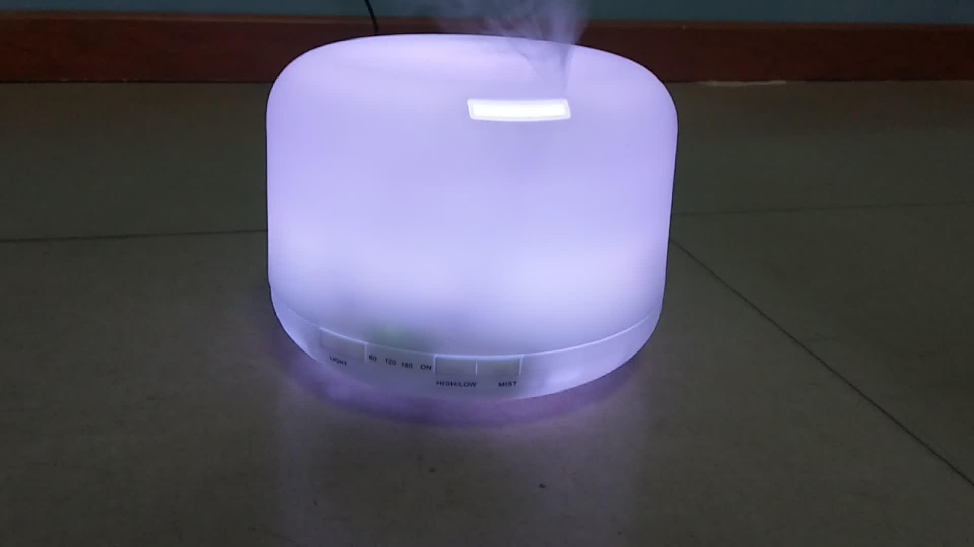 Hot Verkoop Aroma Lucht Essentiële Olie luchtbevochtiger, Ultrasone Houten Graan Difuser, Babykamer Essentie Olie Diffusers