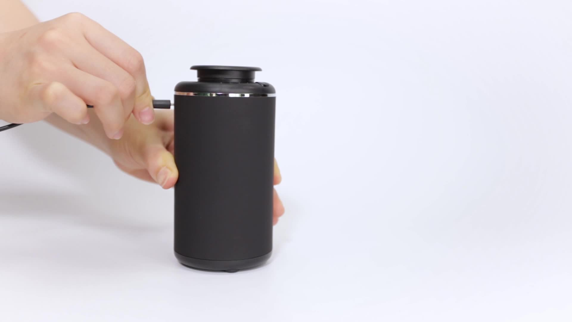 Scenta 2020 新カスタム高級アロマの車空気清浄リチウム電池