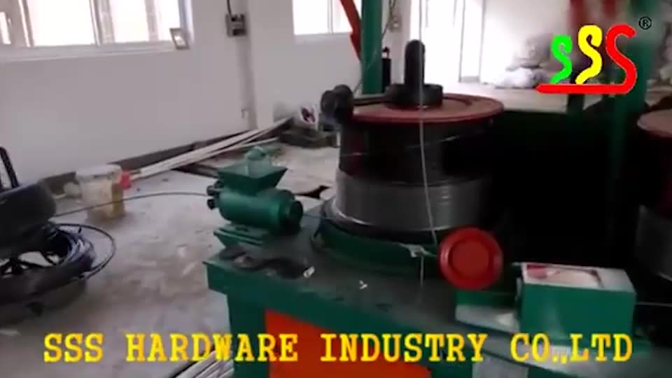 COPPER WIRE STEEL WIRE DRAWING MACHINE FOR NAIL MAKER