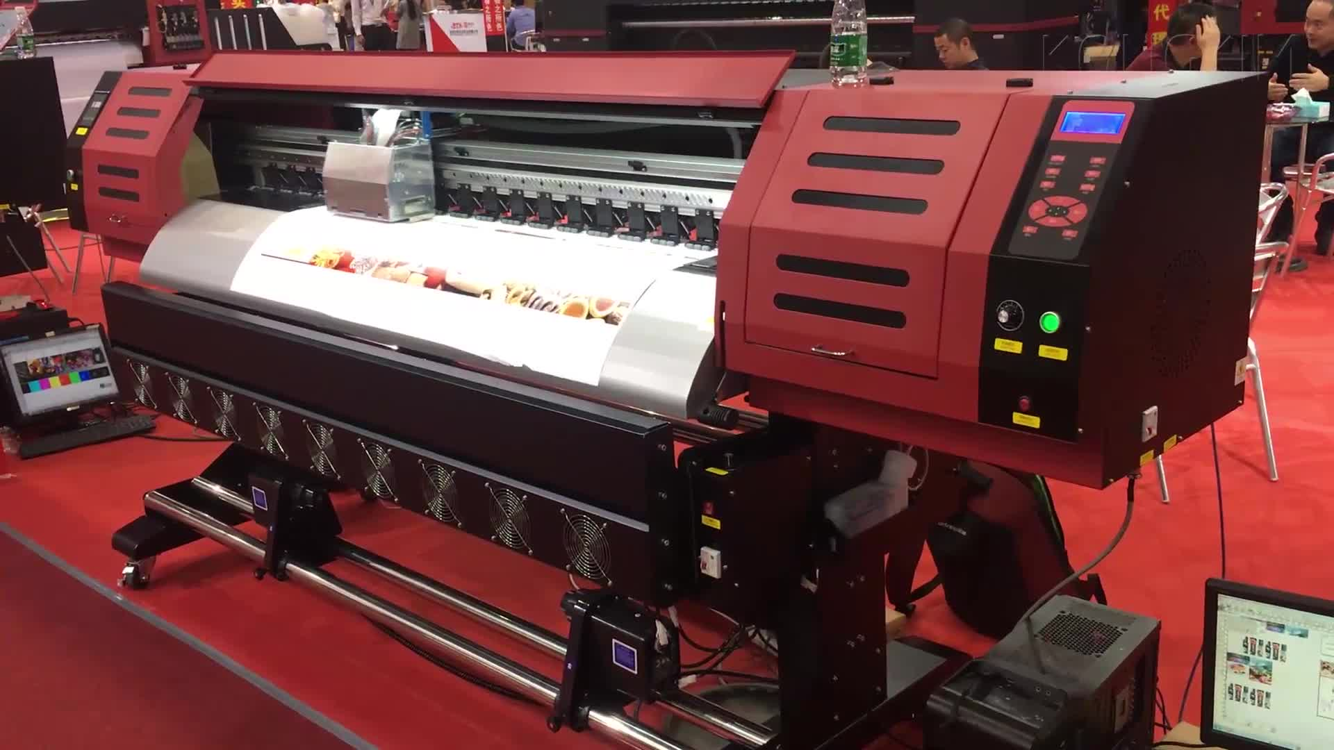 Digital sublimation textile printer sublimation tshirt printing machine