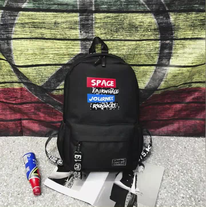 大学の学生のバックパックレディース · ボーイズ · ガールズ旅行屋外キャンプティーンエイジャースクールバックパック