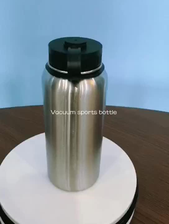 Hot Sale Double Wall Stainless Steel Vacuum Sport Water Bottle