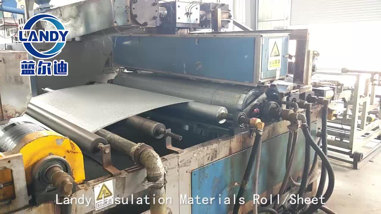 Flexible thermal heat reflective insulation sheets waterproof insulation material,thin EPE foam insulation aluminum sheet
