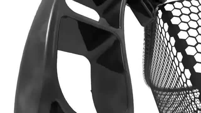 Hohe intensität PVC beschichtung Pistole Rahmen angeln creels