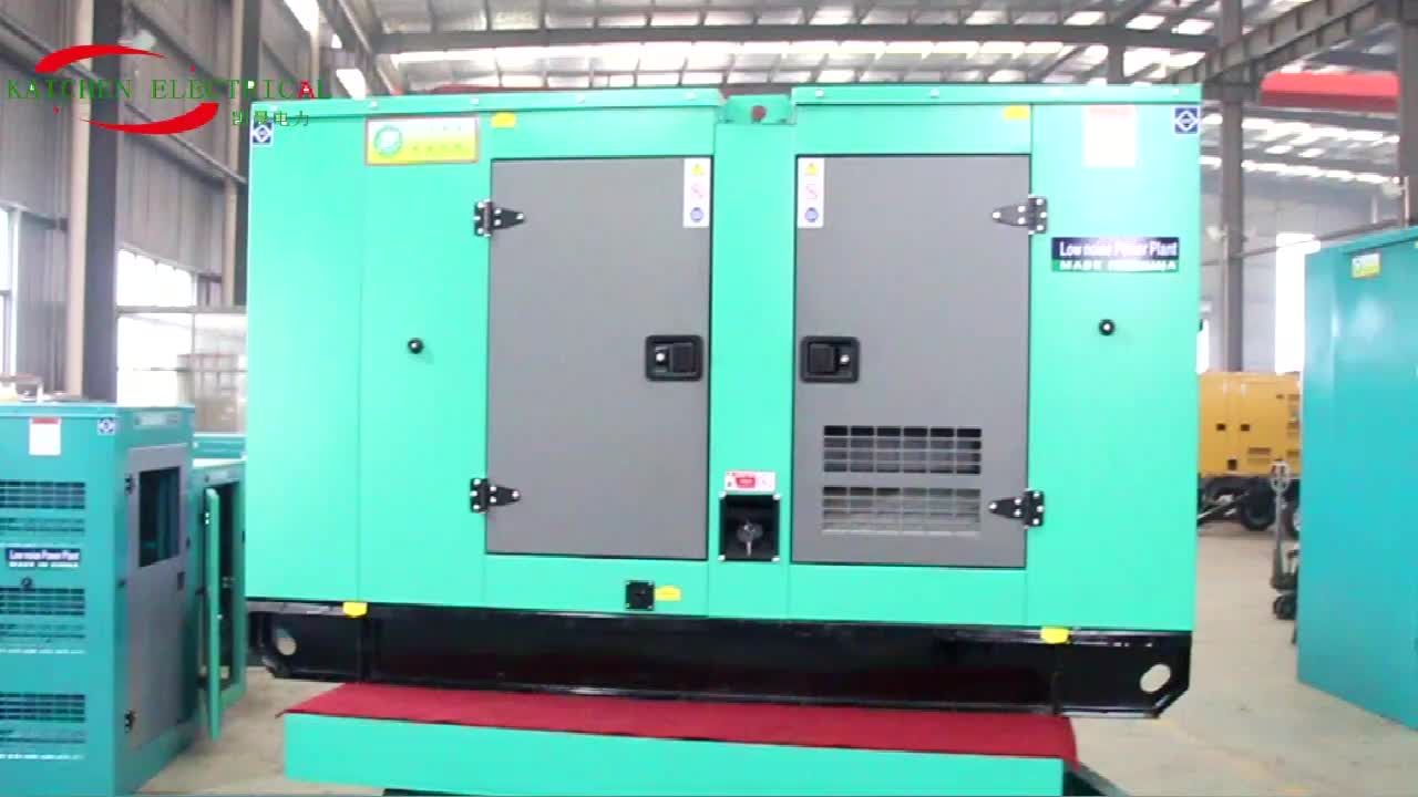 Hot sale 150kva water-cooled open or silent type diesel generator