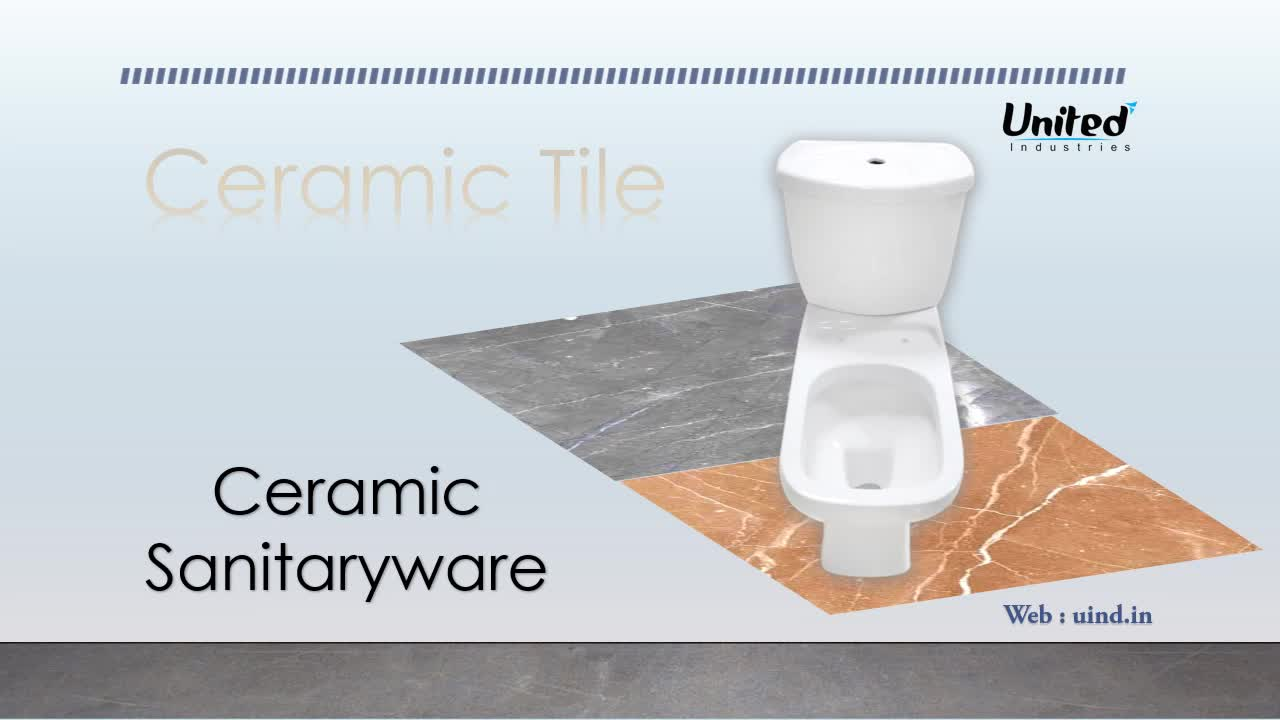 Aqua close coupled WC sanitary ware >to < close coupled WC for India sanitary ware aqua united ceramic sanitaryware