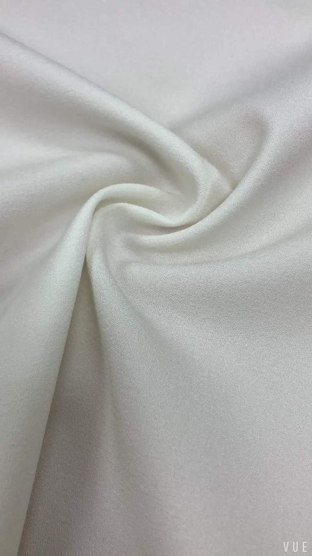 LCL186 Wholesale Taiwan Pure Muslin Abaya Polyester Moss Crepe Fabric
