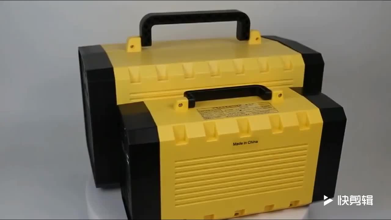 500W Portable Inverter Continuous Running Electric Generator