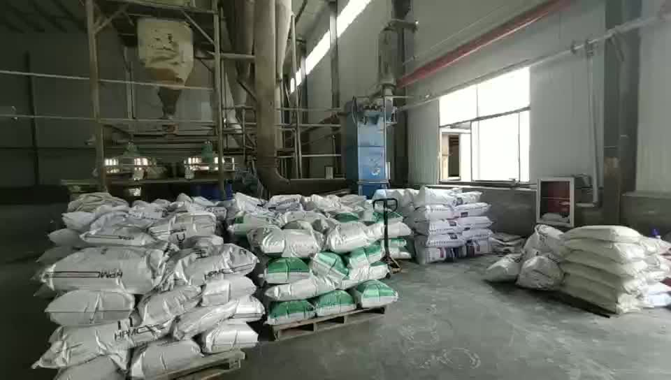 Industrial Grade hydroxypropyl methylcellulose  Hpmc For Wall Putty