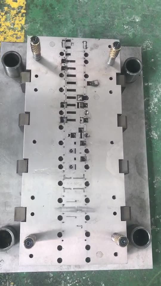 OEM/ODM  Logo Customization Sheet Metal Mould 17 Years Experience Custom Precision Sheet Metal Stamping Mould Maker