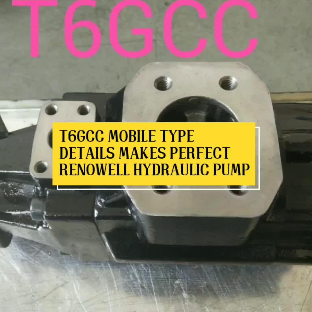 Parker T6GC T6GCC PTO Drive Truck Vane Pump for sale