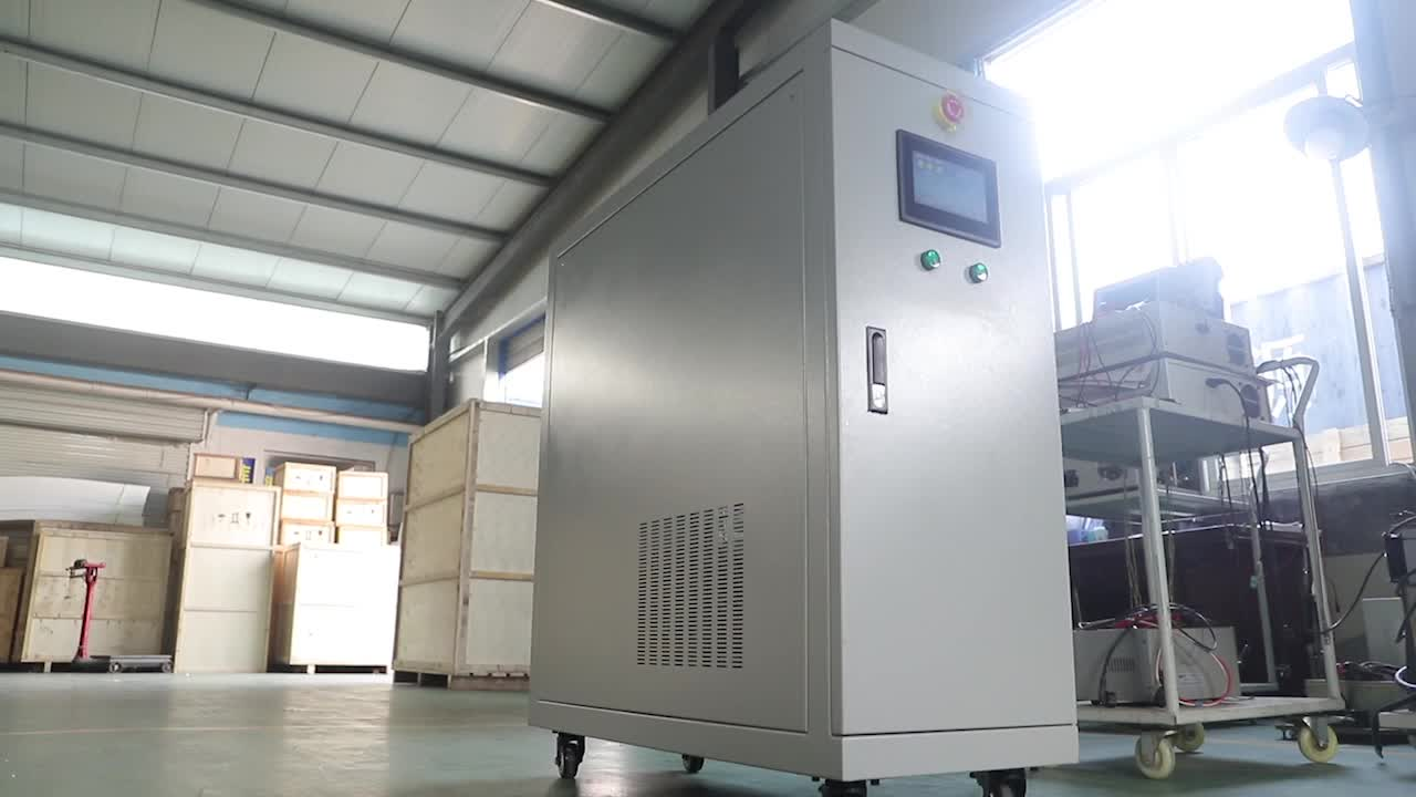 High Quality Off Grid Solar Inverter 30KW DC TO AC Power Inverter With HMI Touch Screen