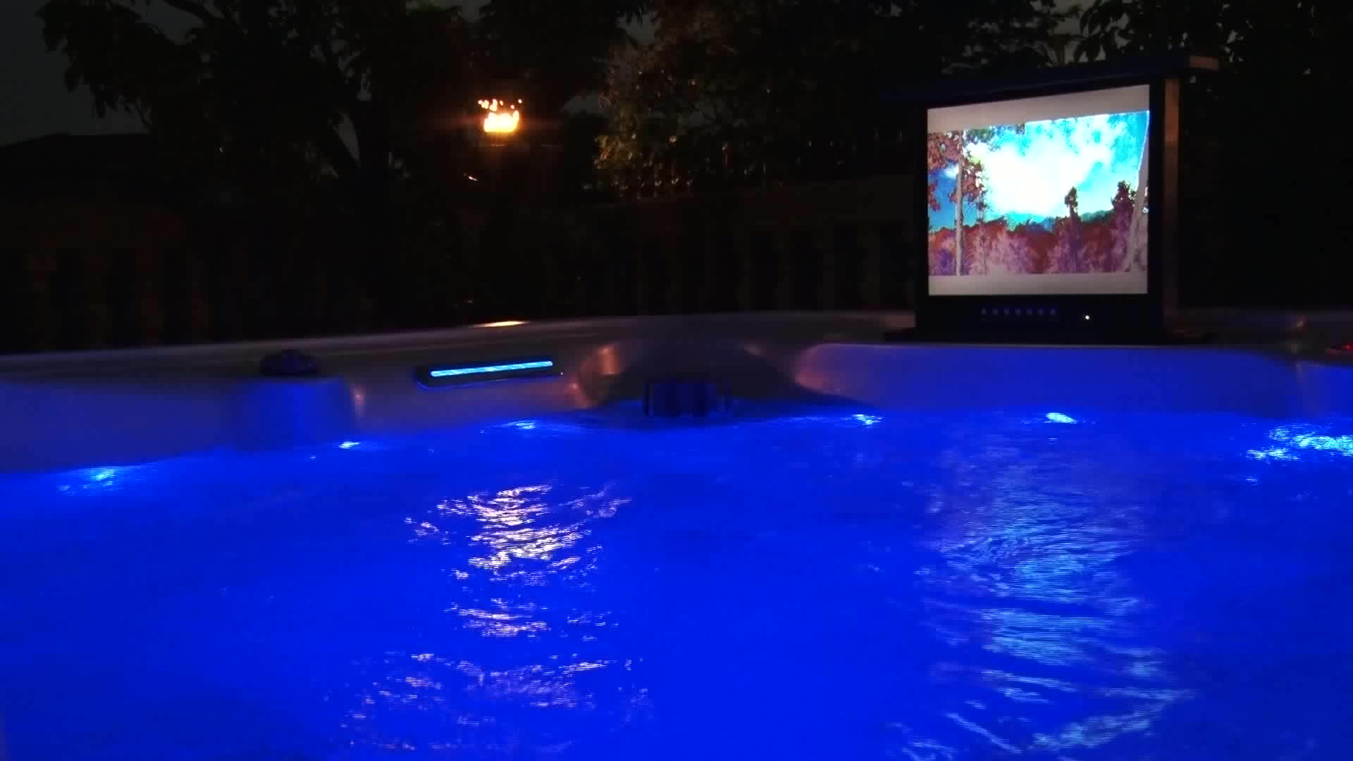 Extra large whirlpools hot tub spas twin lounger spa long spa tub