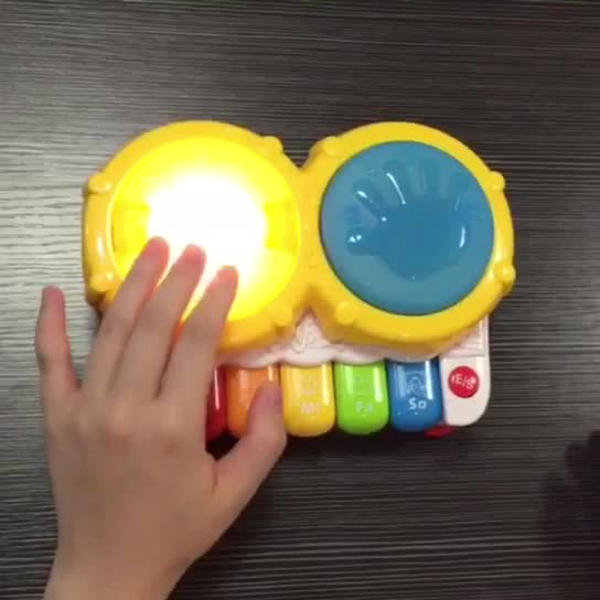 Educational electronic piano musical instruments kids toys for kids 2018