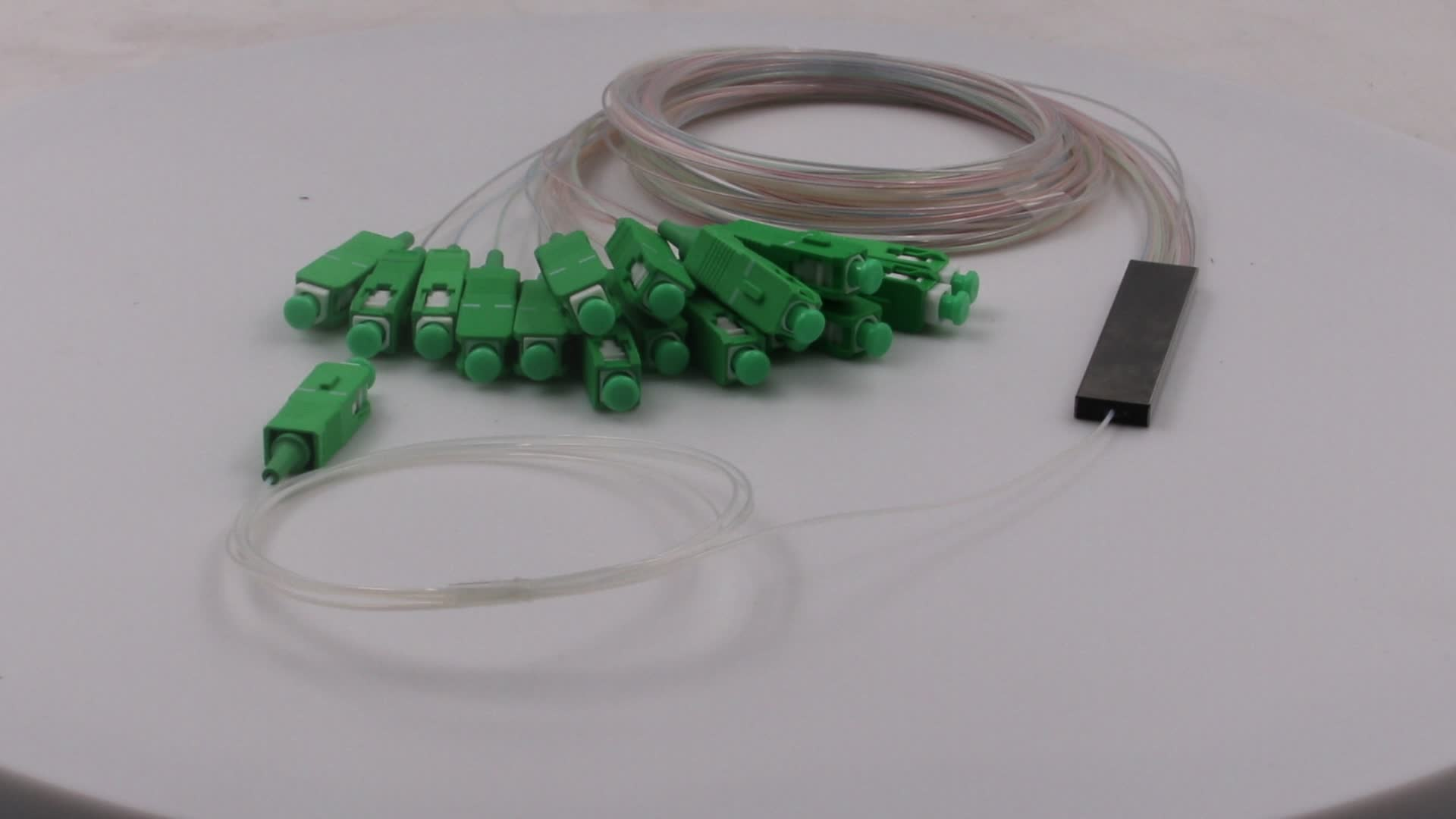 SC/UPC SM SX 0.9mm 9/125 Optical Fiber Pigtail