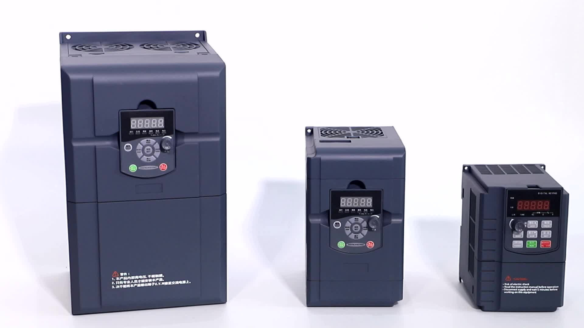 220V 1.5KW 50HZ 60HZ CHINA motor drive phase vfd inverter ZQ511M-1R5G1 variable frequency drive