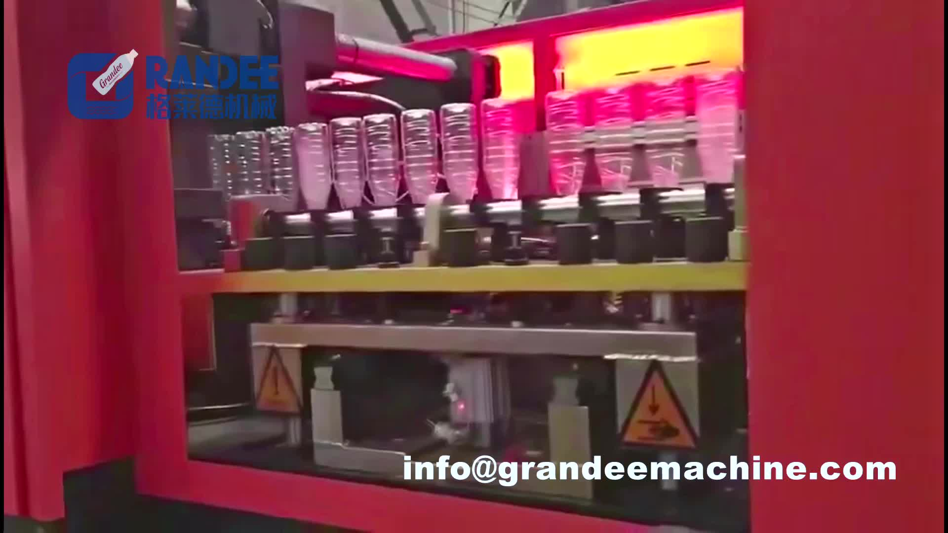 Automatic 3-in-1 Carbonated Drink or Water Filling Machine