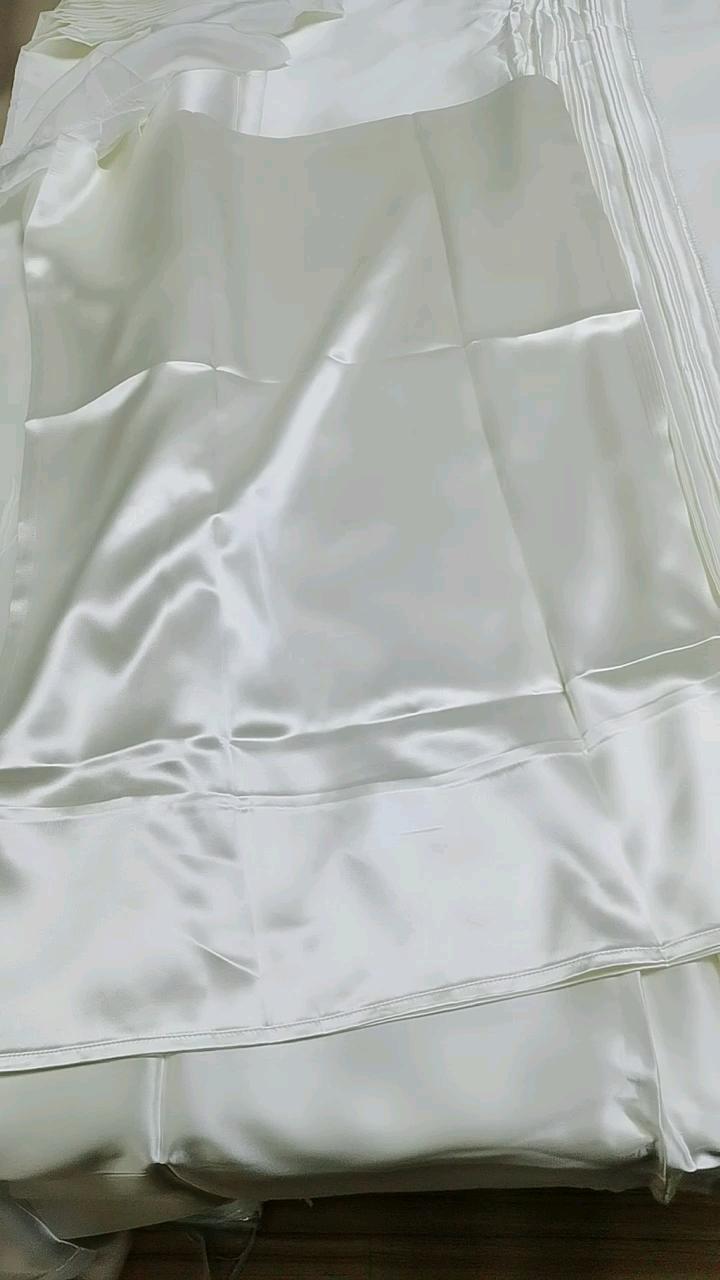 silk pillowcases 22mm 100% silk pillowcase /pillow cover for hair and skin