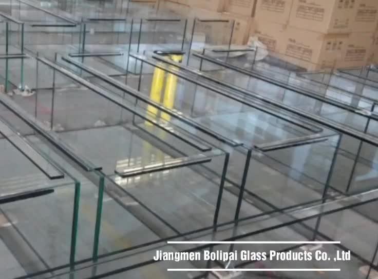 5-12 мм ультра-белое стекло аквариума