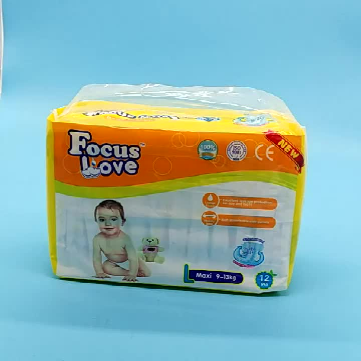 Colored Sleepy Disposable Baby Pants Diaper, Cute Disposable Baby Diapers, Nice Baby Diaper