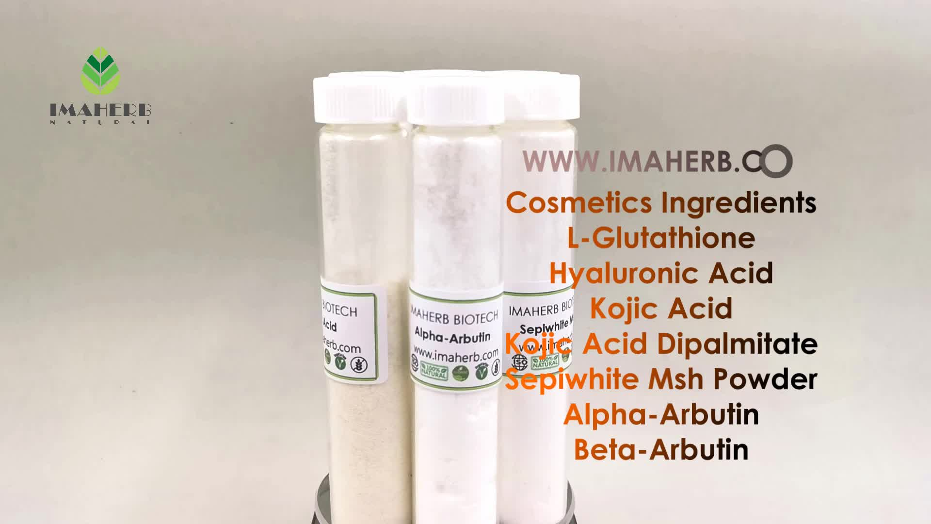 OEM Different Colors Powder with Private Label Custom Formulation