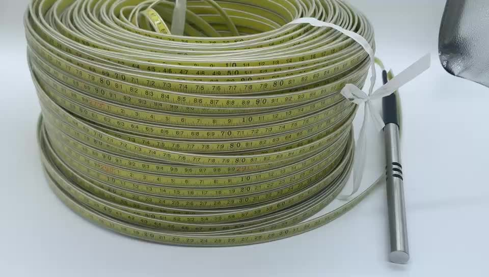 200m high quality supply tape measuring steel ruler tape