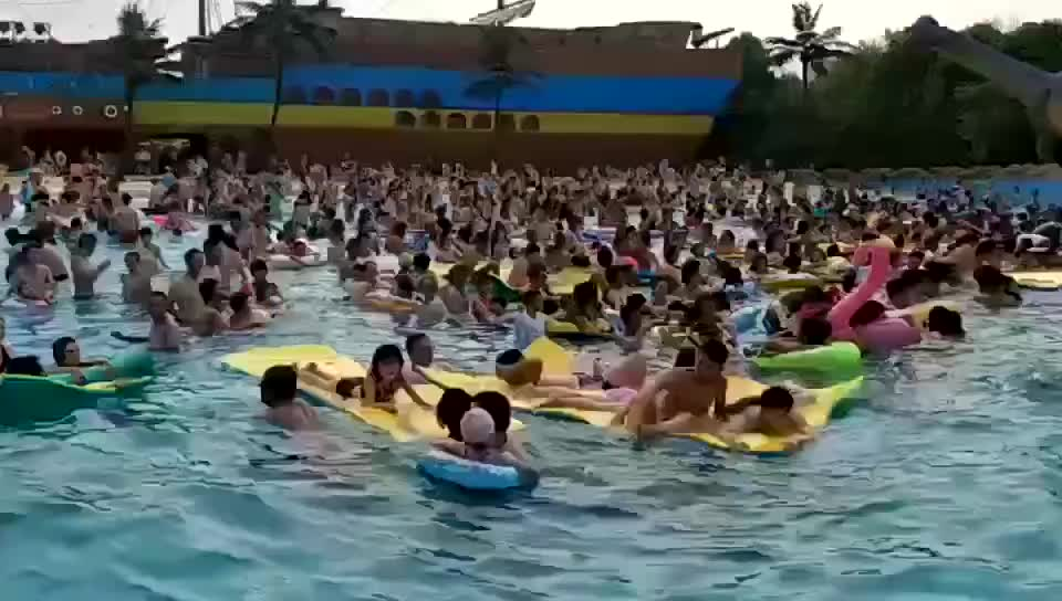 2021  Factory Directly  water float mat for Recreational with High Flotation Floating Foam pads ship from USA warehouse