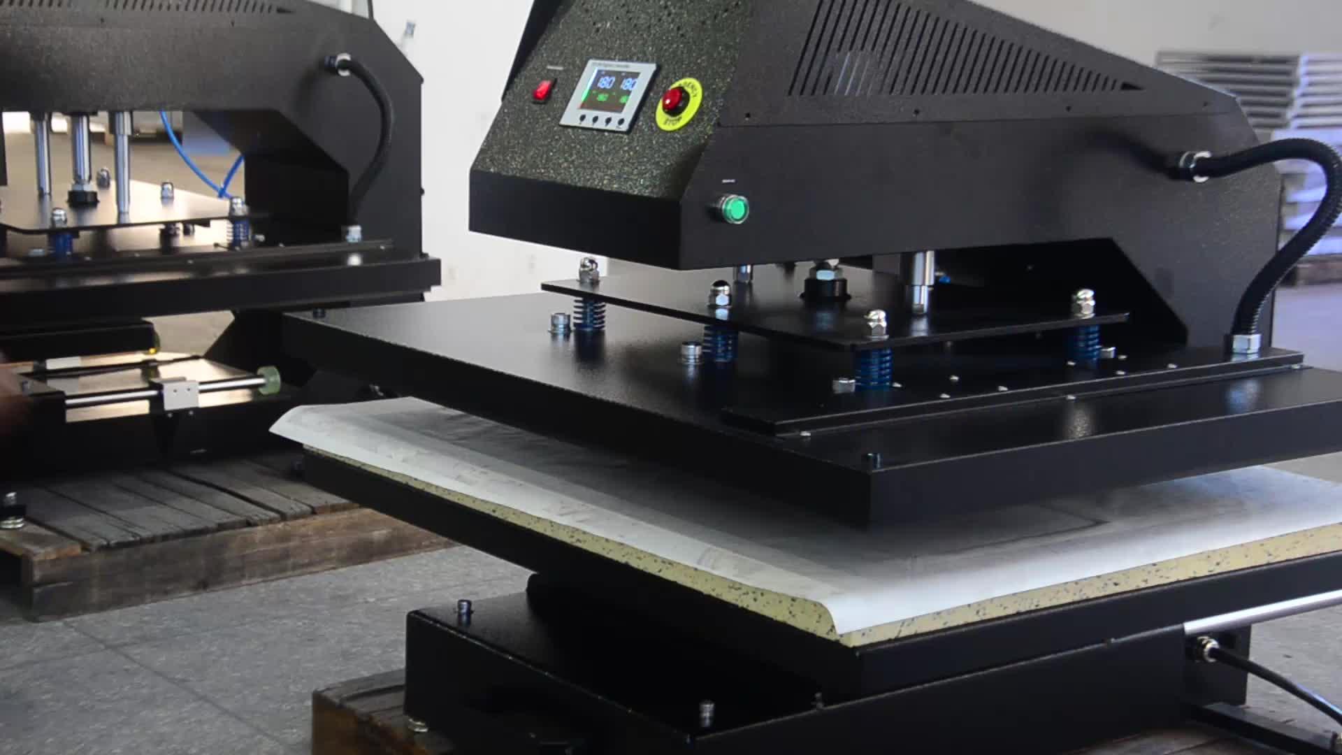 T-shirt 60X80 Grote Maat 3D Sublimatie Drukmachine