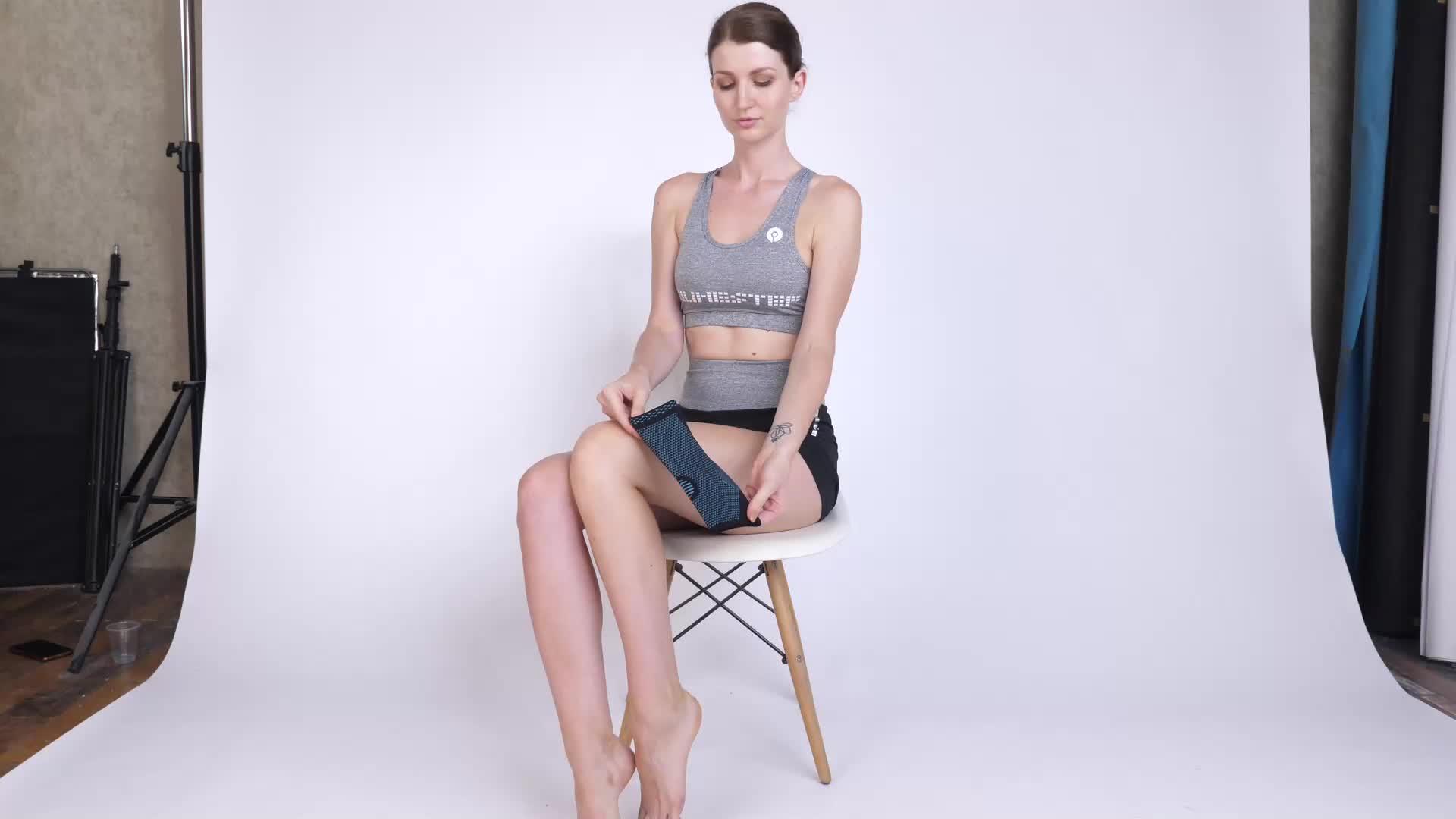 Großhandel CE Nylon Sport Compression Ankle Hülse, Knöchel Unterstützung, Ankle Brace