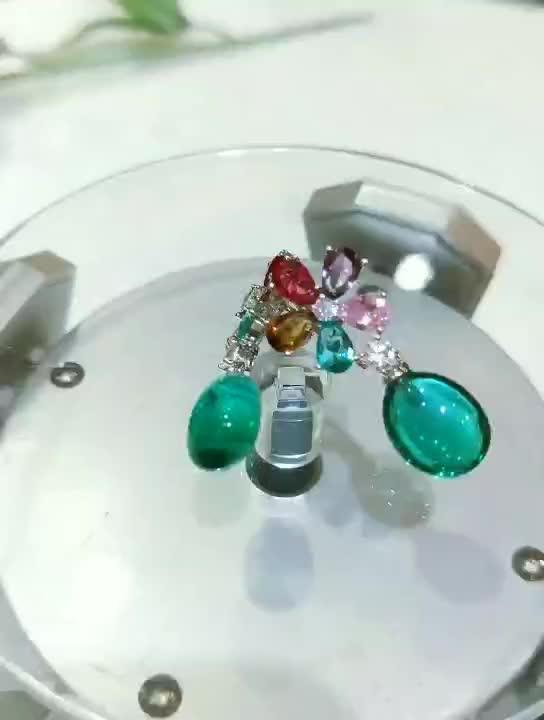 Trend Hot 925 Sterling Zilveren Sieraden Groothandel Oorbellen China Leverancier