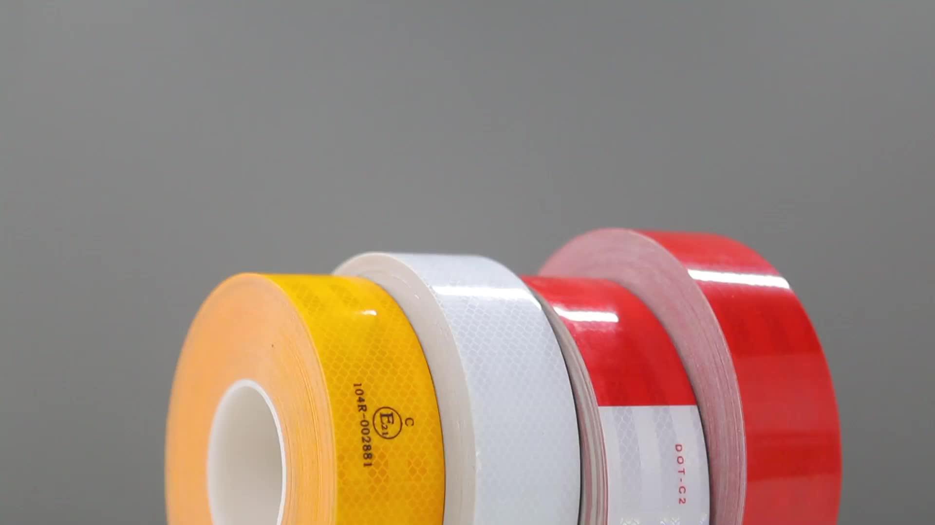 3 メートルドット反射テープ要件