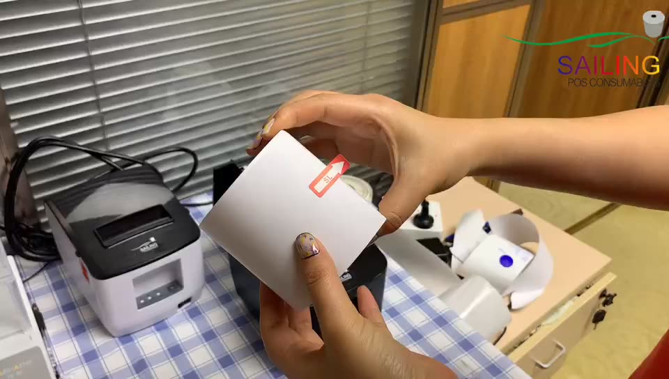 Wholesale Price Thermal Paper 80x80 Thermal Cashier Paper Roll ATM Roll