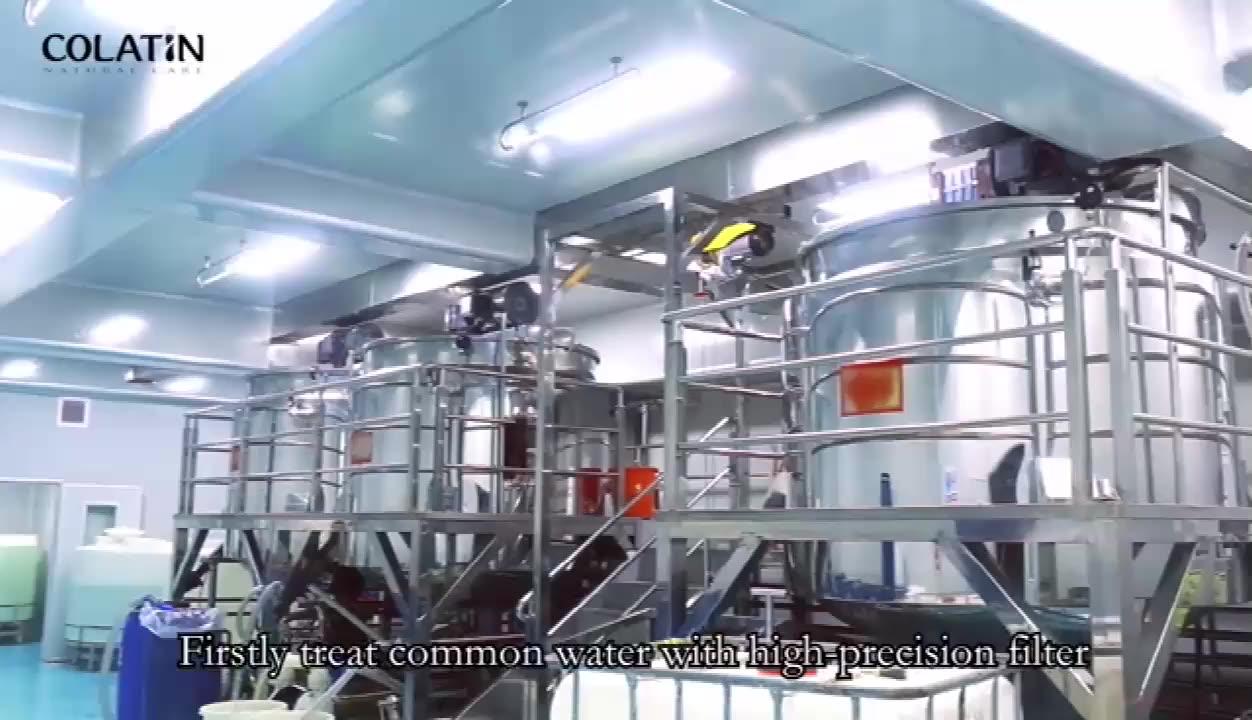 Factory professional salon hot sale VIP 100% natural plant keratin protein nourishing anti-dandruff hair shampoo