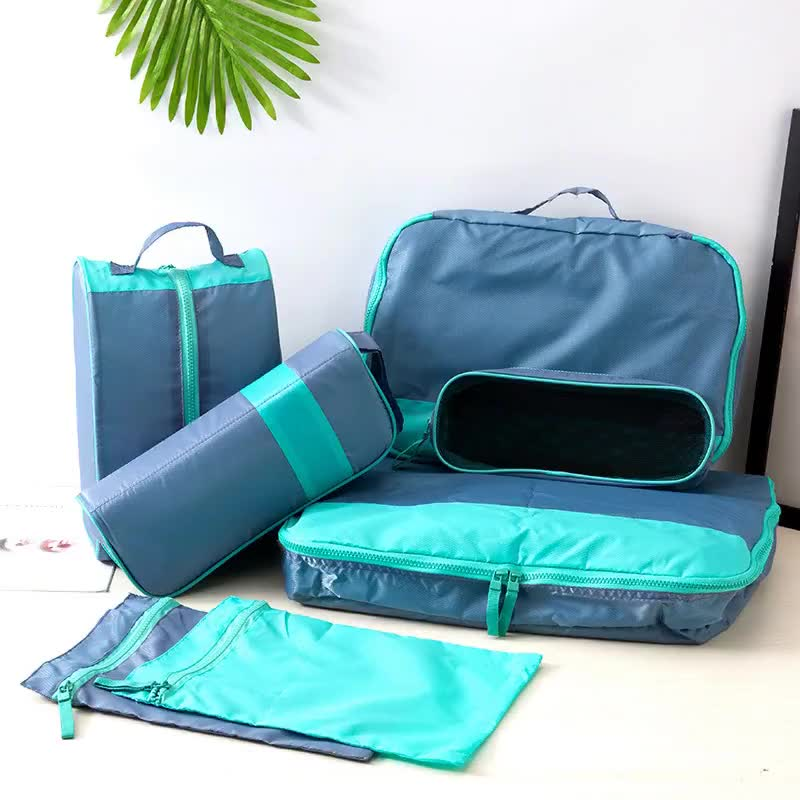 New design waterproof packing cubes for travel with low price