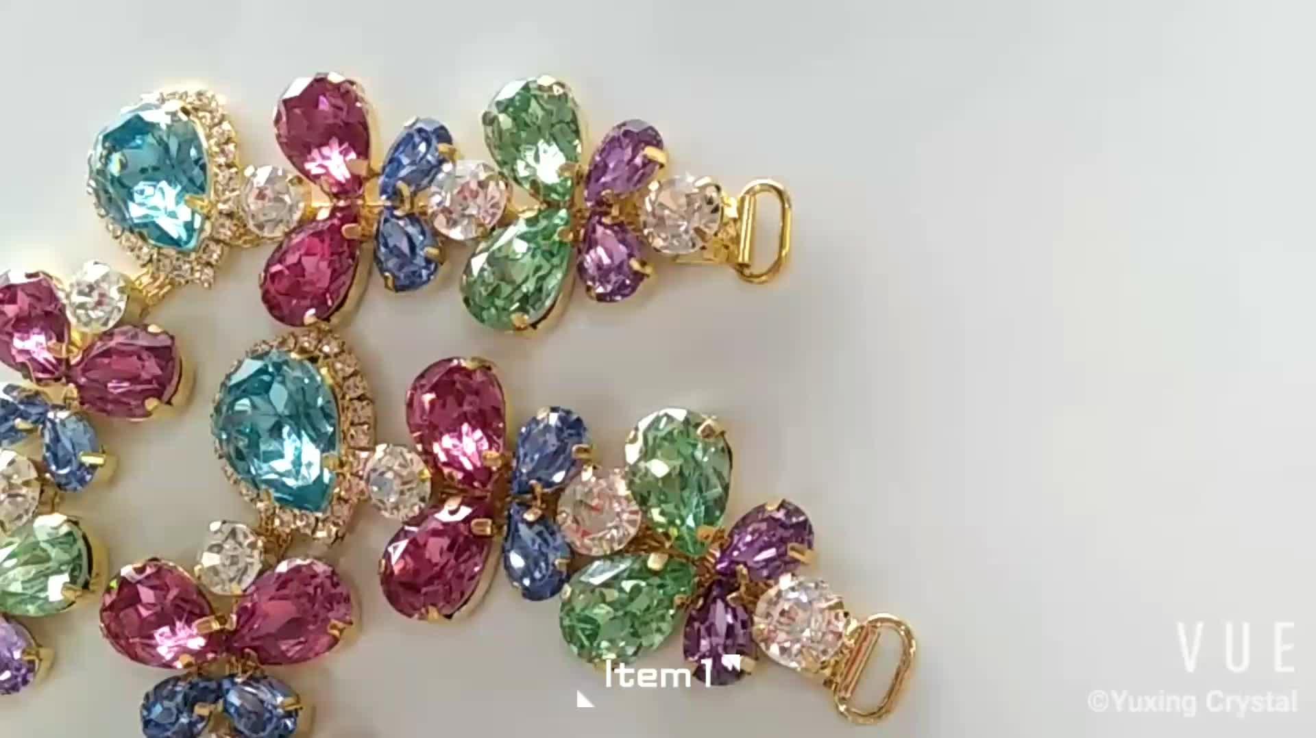 Nuova moda Con Diamante Catena di Scarpe di Strass Scarpe da Donna Con Diamanti E Scarpe