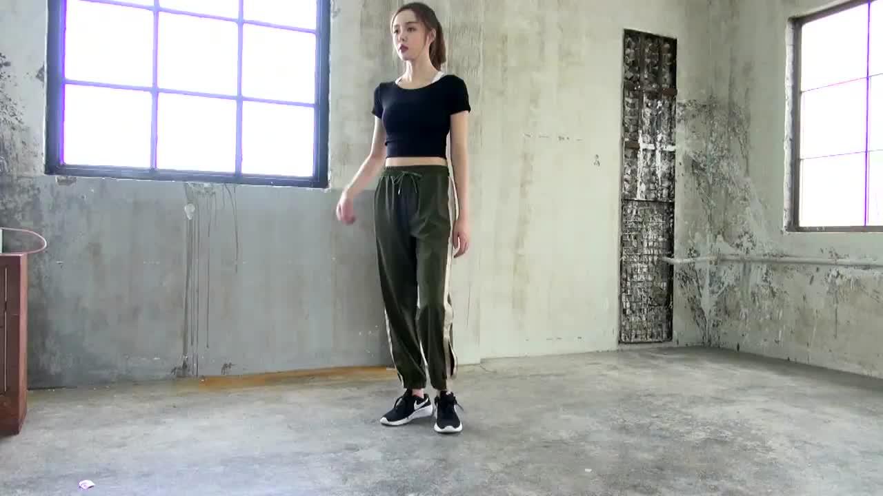 En gros en Plein Air Dame Respirant Sport Yoga Fitness Pantalons De Jogging Pour Femmes