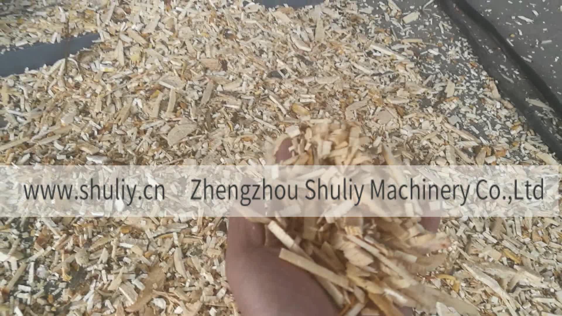 Shuliy ट्रेलर घुड़सवार पत्ती तकलीफ बड़ा लकड़ी के टुकड़े मशीन भारत में तकलीफ मशीन