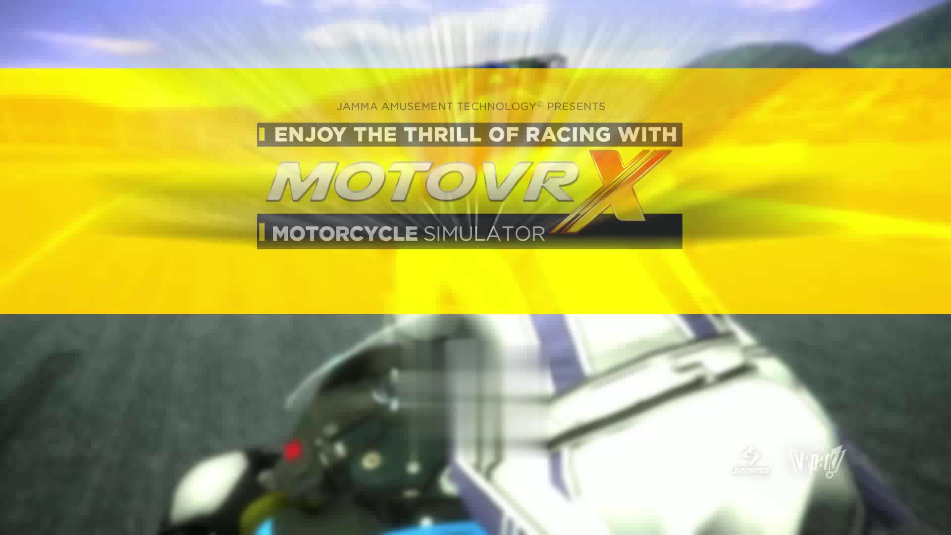 Indoor 4 player vr racing motorcycle driving simulator