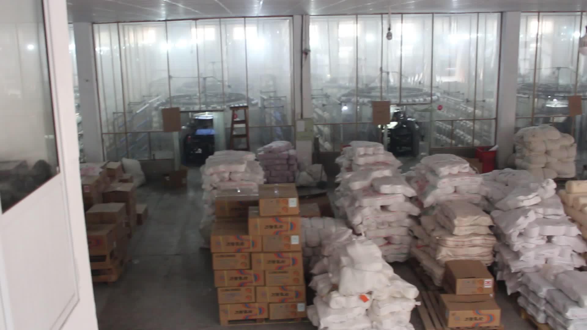 WANGT 92% bambou fiber 8% lycra jersey simple rayé teint en fil