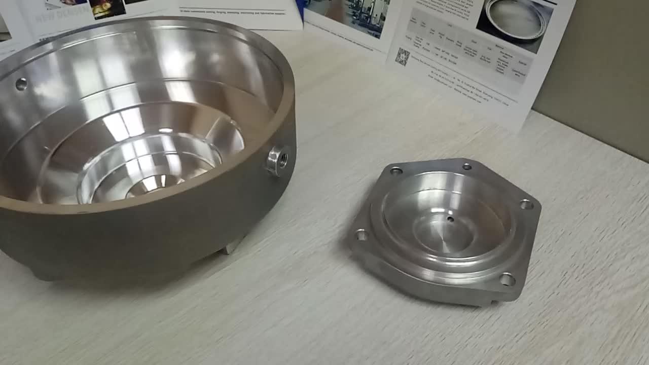 Denzel, personalizado de aluminio piezas de fundición para el tren de alta velocidad de la gravedad productos de fundición