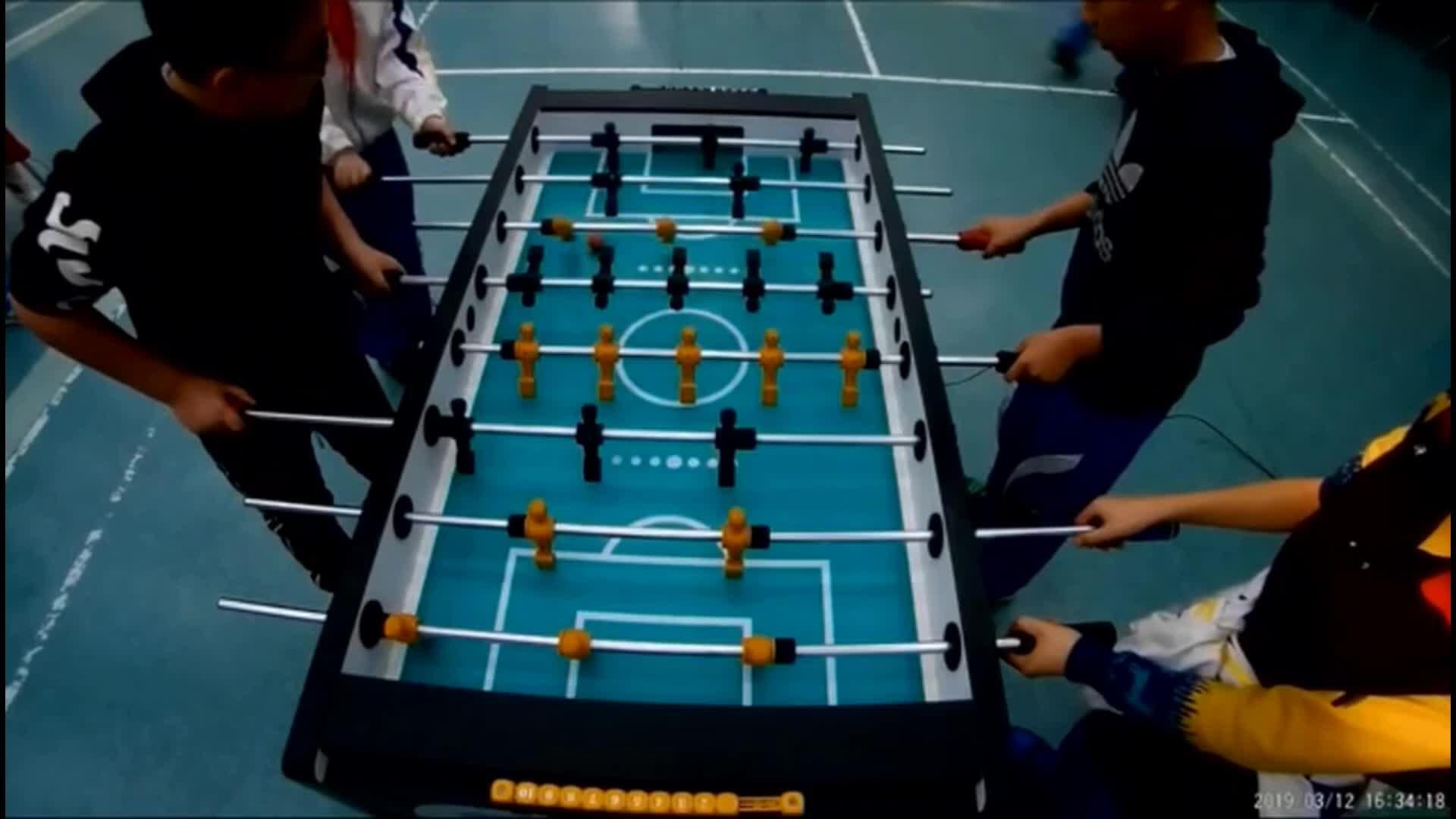 Huang Guan MDF пользовательские спортивные игры детские ножки настольный мини-футбол